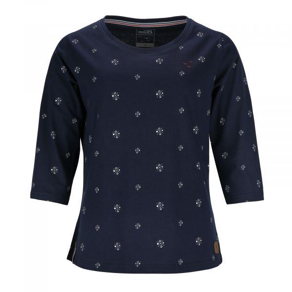 Damen-Shirt – 3/4-Arm mit Print