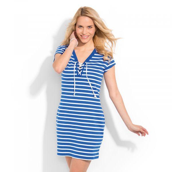 Martitimes Damen-Kleid