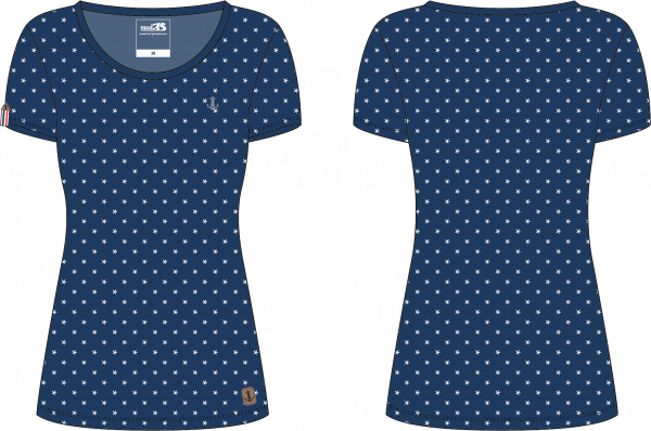Damen-T-Shirt mit Print