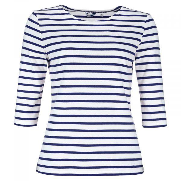 Maritimes Damen-Shirt 3/4-Arm