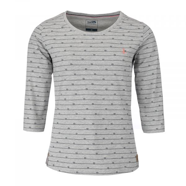 Damen-Shirt 3/4-Arm mit Print