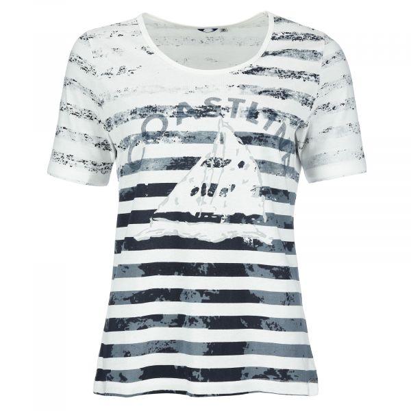 """Maritimes Damen-Shirt """"Coastline"""""""