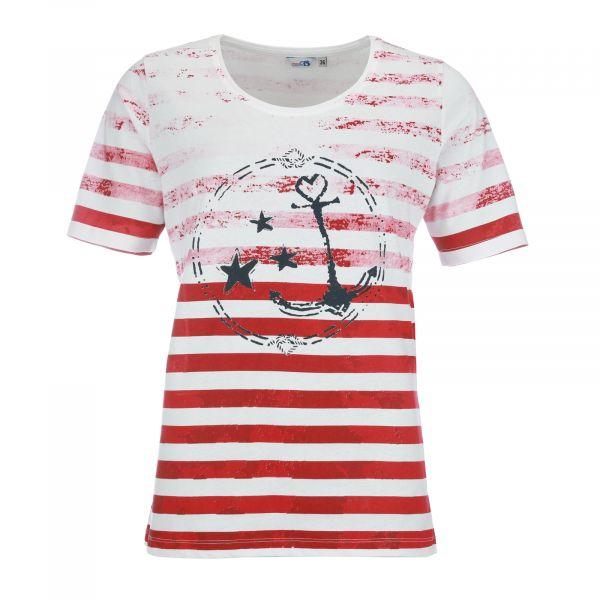 """Maritimes Damen-Shirt """"Anker"""""""