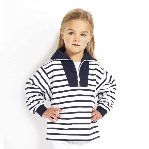 Maritimes Kinder-Shirt