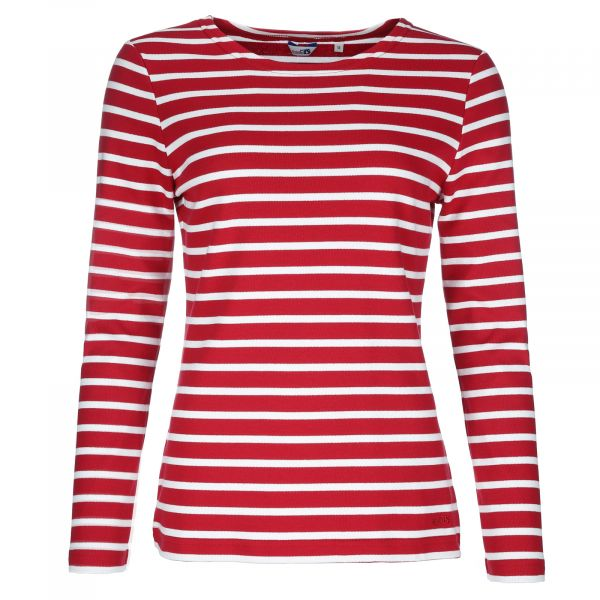 Maritimes Damen-Shirt 1/1-Arm