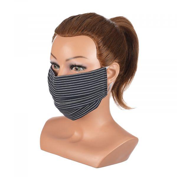 Gesichtsmaske mit Gummizug